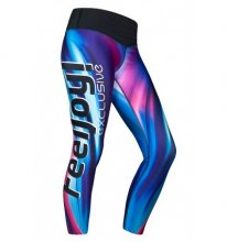 Legginsy EXCLUSIVE Blue Wave 7/8